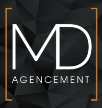 MD AGENCEMENT Angouleme Logo